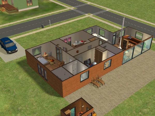 Fotovoltaica, tipo de vivienda