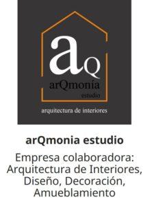 arQmonia estudio, arquitectura de interiores, diseño, interiorismo, decoración